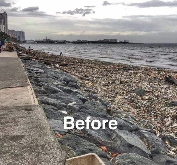 Manila Bay, Manila Bay post-cleanup drive is majestic AF